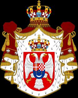 Grb Kraljevine SHS